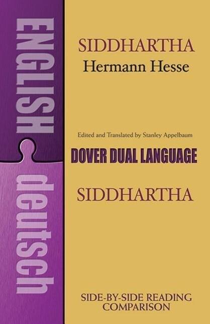 Siddhartha (Dual-Language) als Taschenbuch