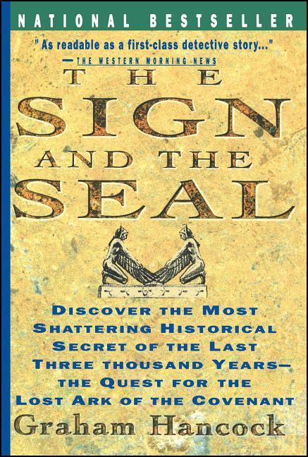 Sign and the Seal: The Quest for the Lost Ark of the Covenant als Taschenbuch