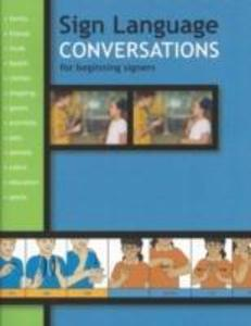 Sign Language Conversations for Beginning Signers als Taschenbuch