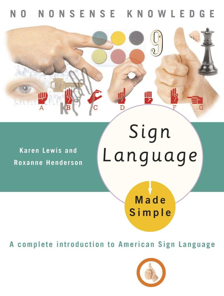 Sign Language Made Simple als Taschenbuch