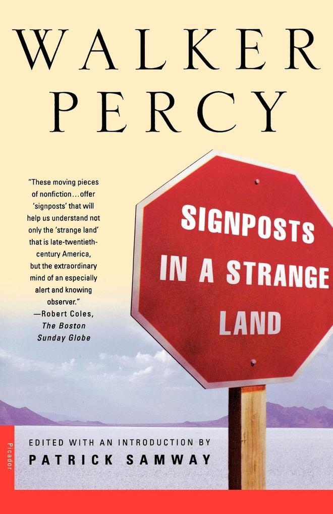 Signposts in a Strange Land: Essays als Taschenbuch