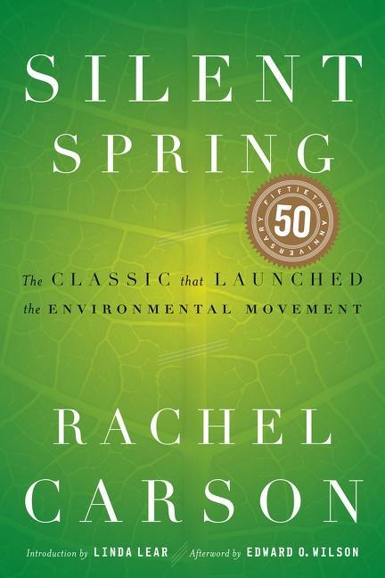 Silent Spring als Taschenbuch