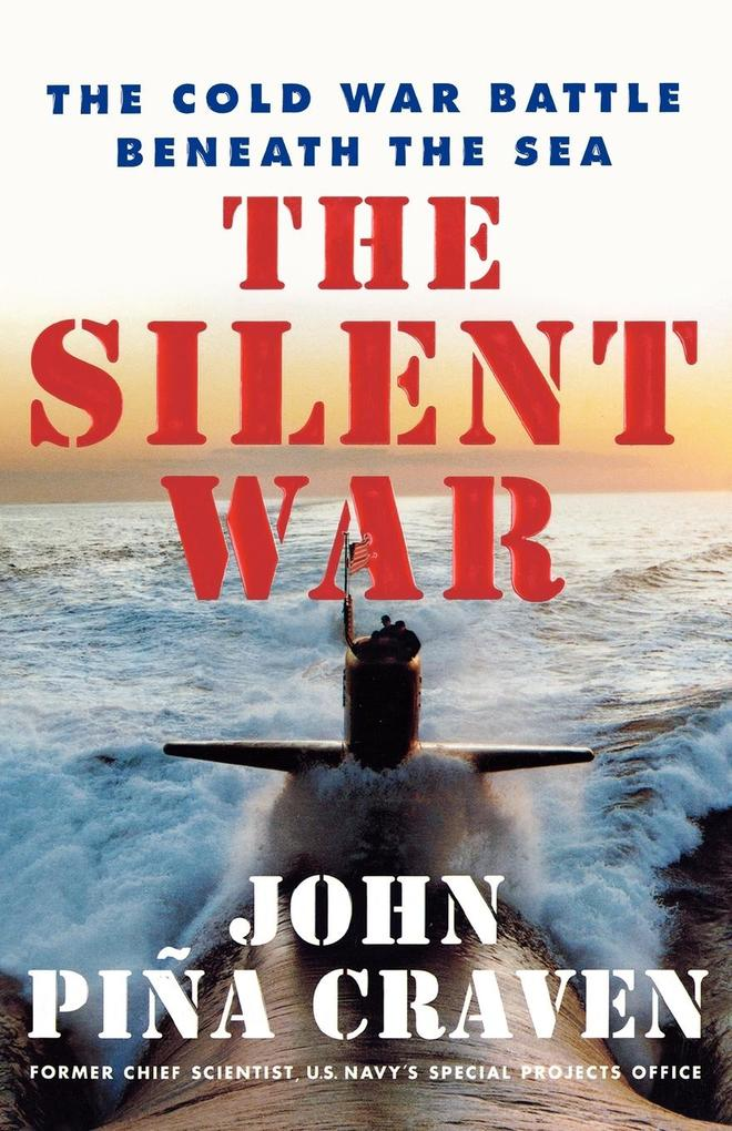 The Silent War als Buch