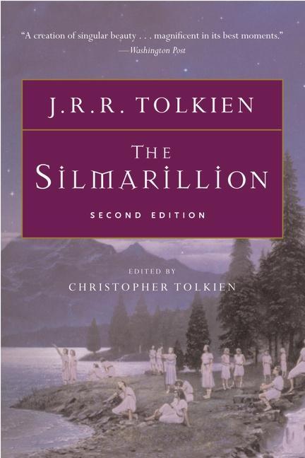 The Silmarillion als Buch