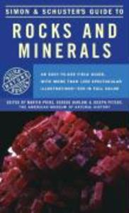 Simon & Schuster's Guide to Rocks and Minerals als Buch