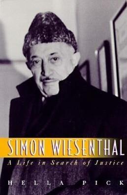 Simon Wiesenthal als Buch