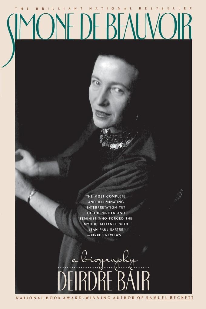 Simone de Beauvoir: A Biography als Taschenbuch