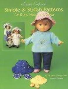 Simple & Stylish Patterns for Dolls Hats & Shoes als Taschenbuch