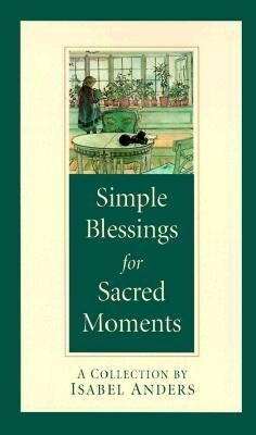 Simple Blessings for Sacred Moments als Taschenbuch