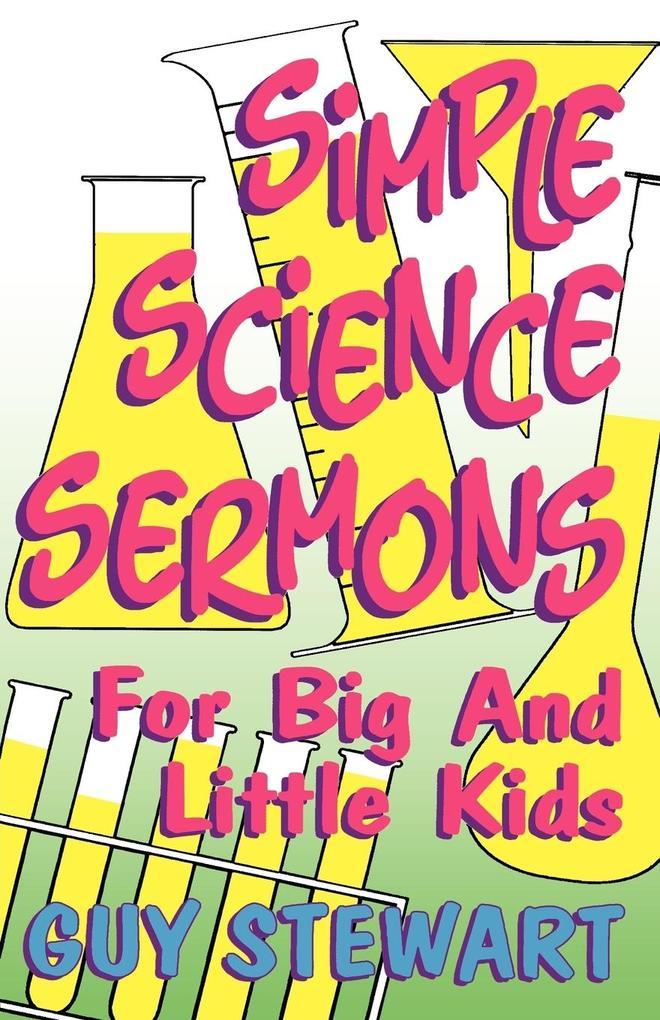 Simple Science Sermons als Taschenbuch