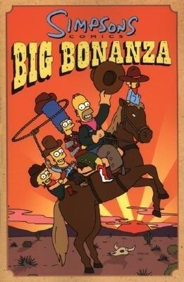 Simpsons Comics Big Bonanza als Taschenbuch