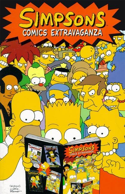 Simpsons Comics Extravaganza als Taschenbuch
