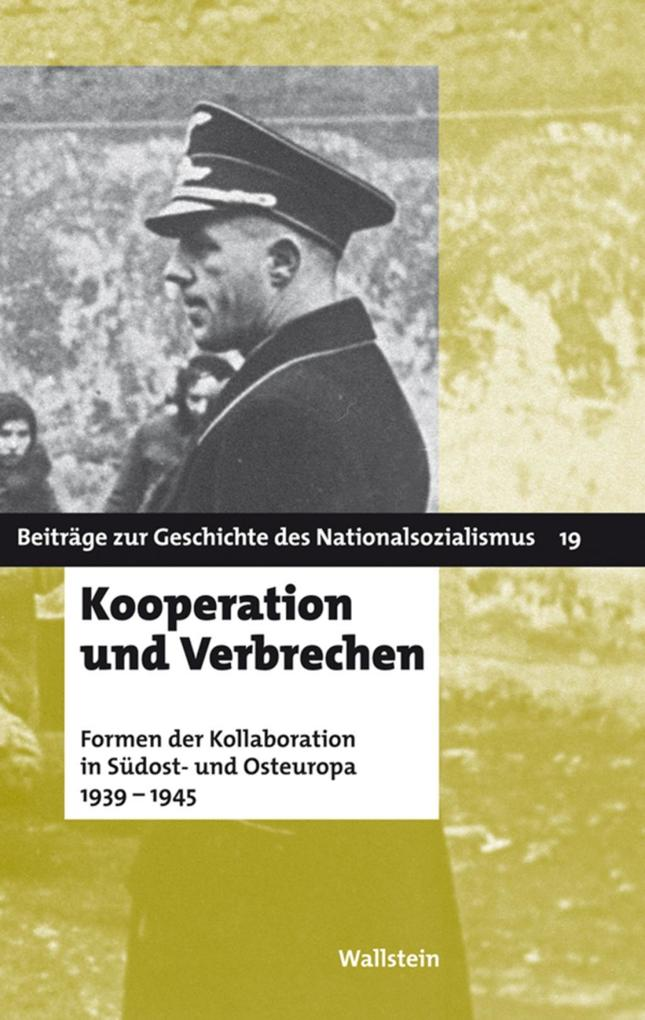 Kooperation und Verbrechen als eBook