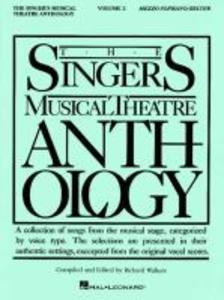 The Singer's Musical Theatre Anthology - Volume 2: Soprano Book Only als Taschenbuch