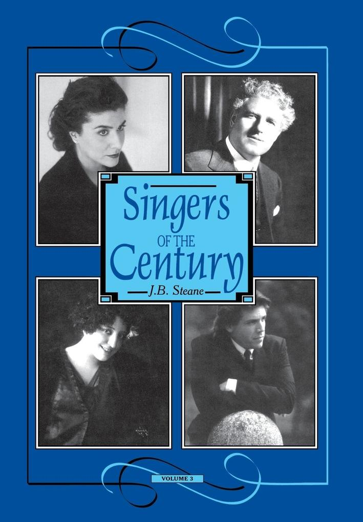 Singers of the Century als Buch