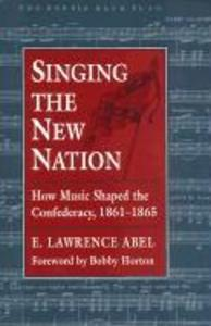 Singing the New Nation als Buch