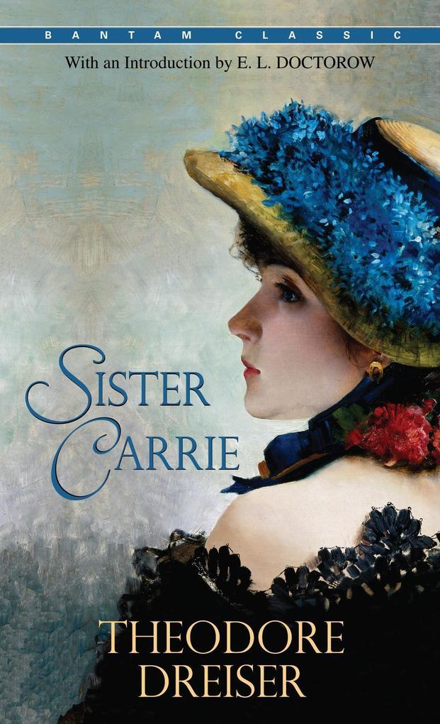 Sister Carrie als Taschenbuch