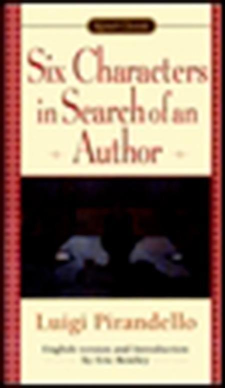 Six Characters in Search of an Author als Taschenbuch
