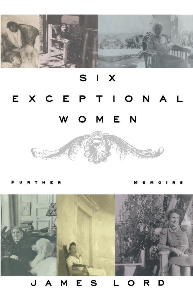 Six Exceptional Women als Taschenbuch