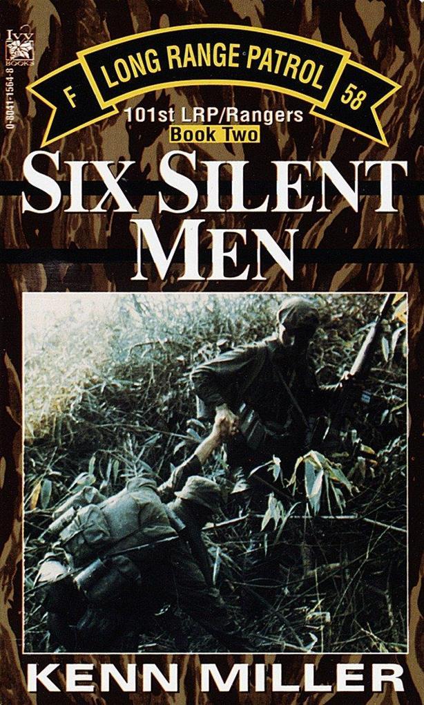 Six Silent Men, Book Two als Taschenbuch