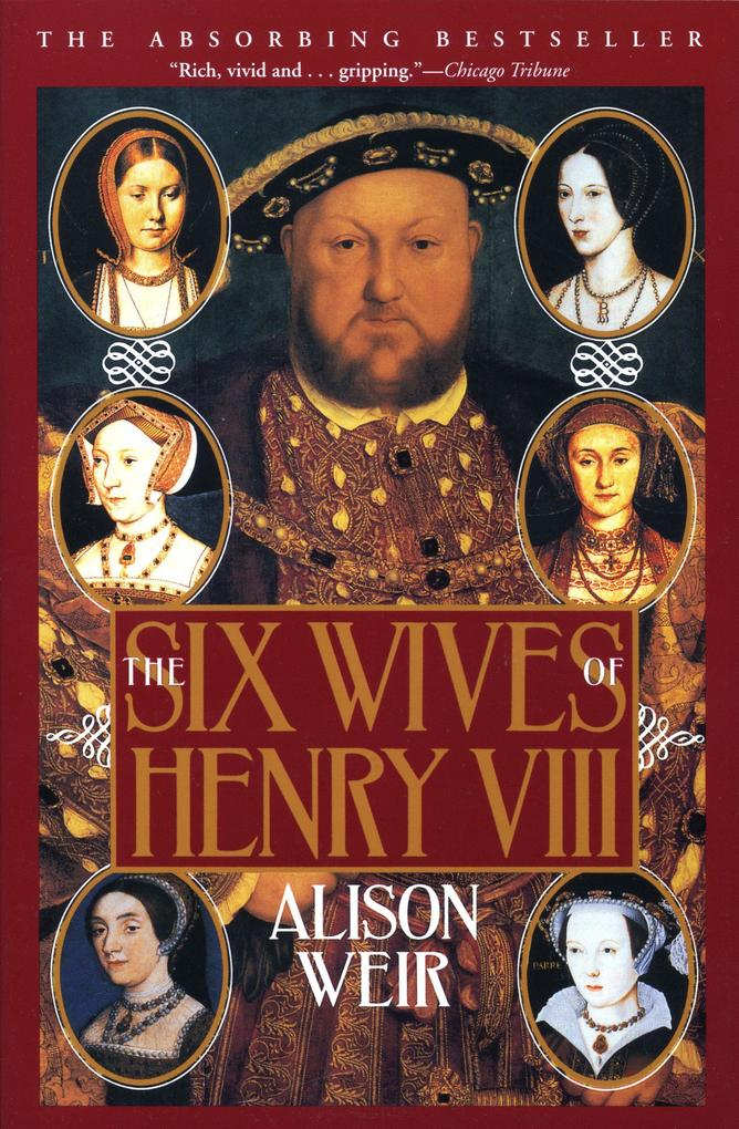 The Six Wives of Henry VIII als Taschenbuch
