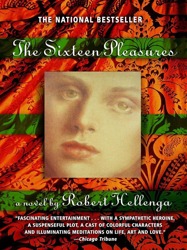 The Sixteen Pleasures als Taschenbuch