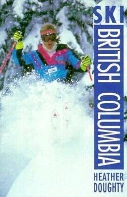 Ski British Columbia als Taschenbuch