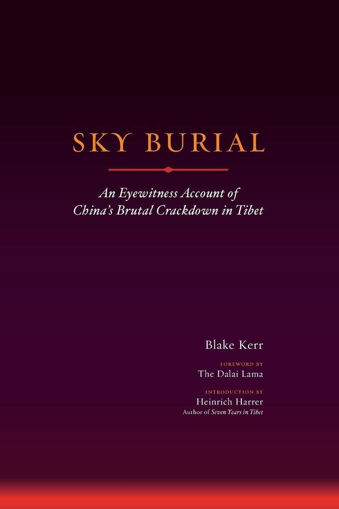 Sky Burial als Taschenbuch