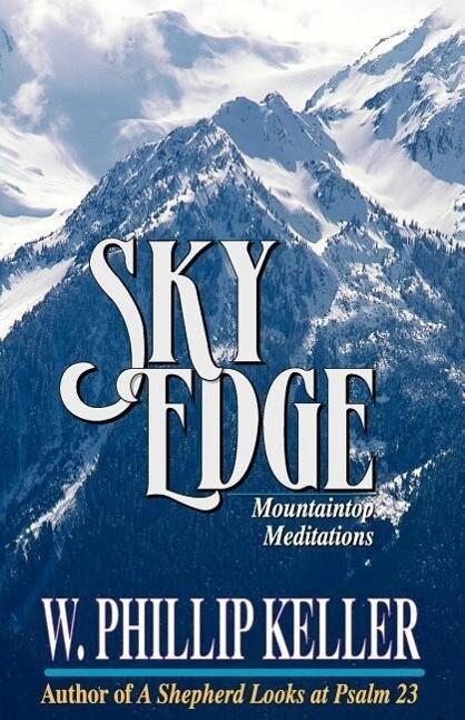 Sky Edge: Mountain Meditations als Taschenbuch