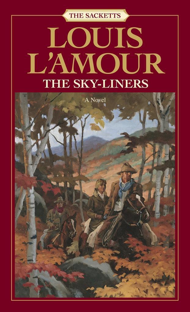 The Sky-Liners als Taschenbuch