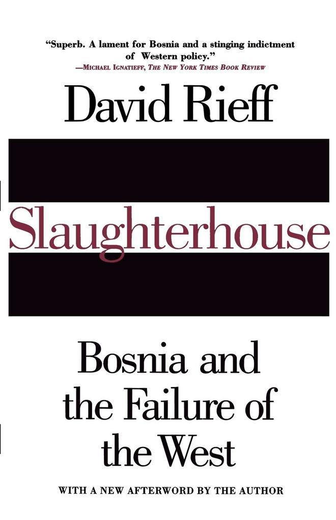 Slaughterhouse als Buch
