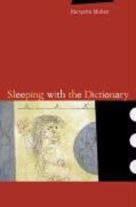Sleeping with the Dictionary als Taschenbuch
