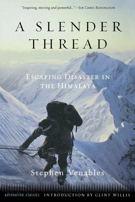 A Slender Thread: Escaping Disaster in the Himalayas als Taschenbuch
