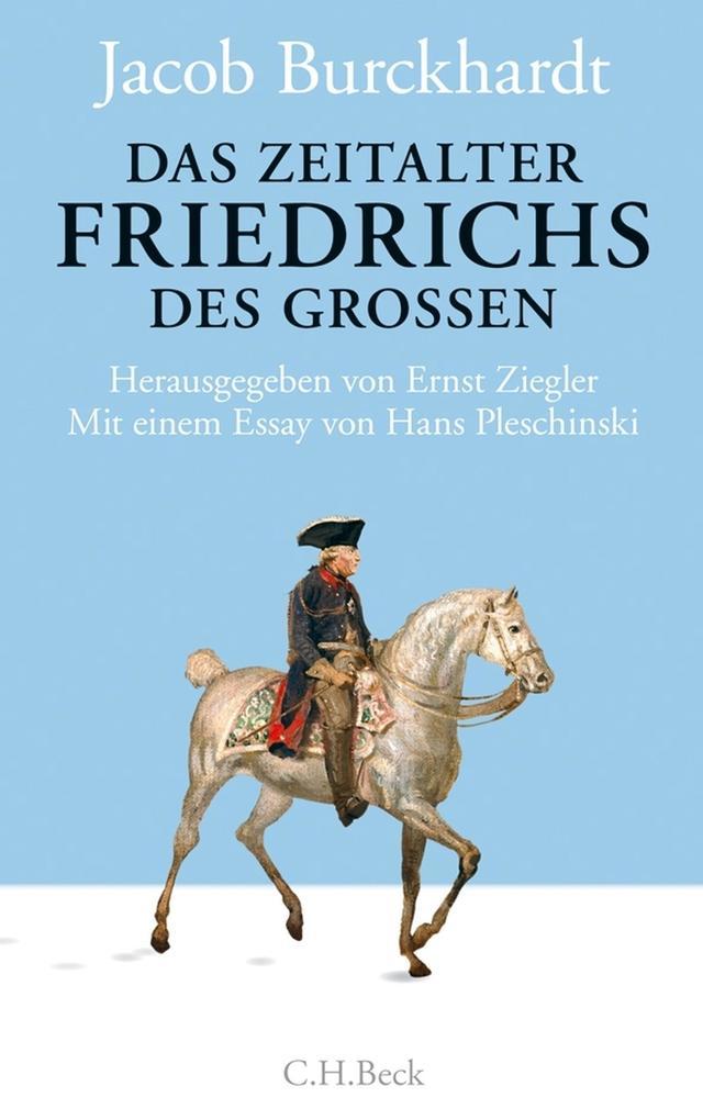 Das Zeitalter Friedrichs des Großen als eBook epub