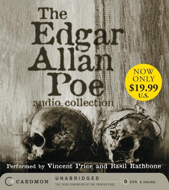 Edgar Allan Poe Audio Collection als Hörbuch CD von Edgar Allan Poe