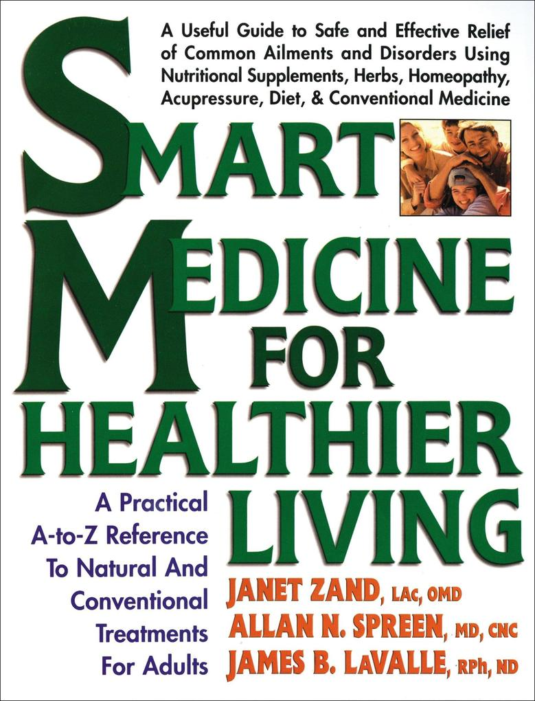 Smart Medicine for Healthier Living als Taschenbuch