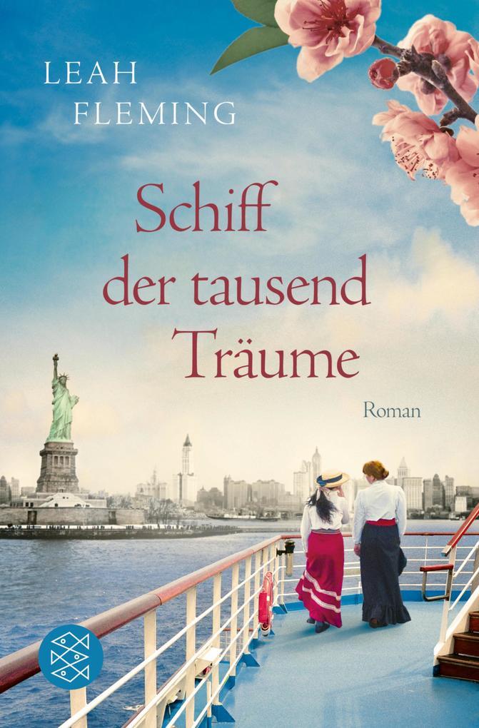 Schiff der tausend Träume als eBook von Leah Fleming