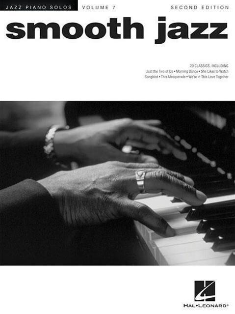 Smooth Jazz: Jazz Piano Solos Series Volume 7 als Taschenbuch