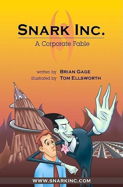 Snark Inc.: A Corporate Fable als Buch