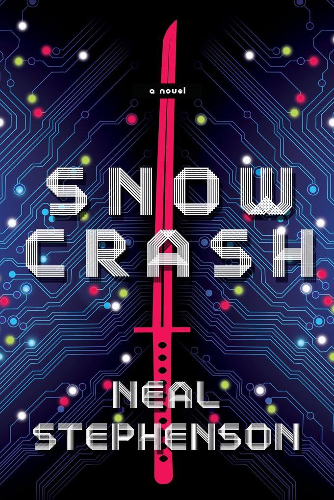 Snow Crash als Buch