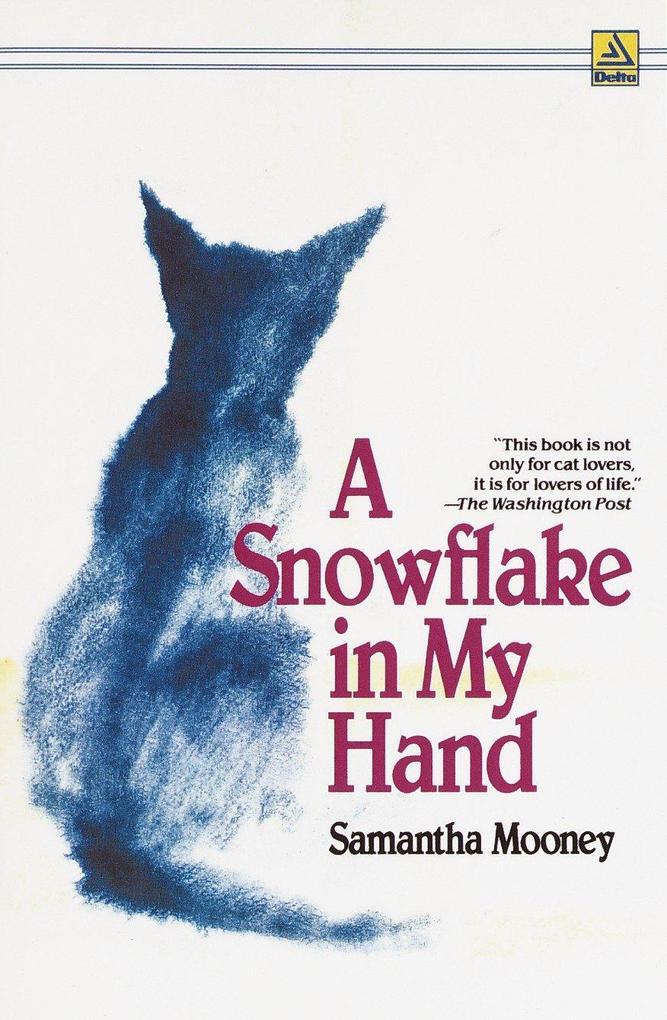 A Snowflake in My Hand als Taschenbuch