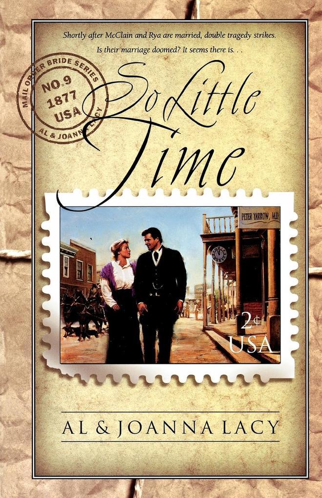 So Little Time als Taschenbuch