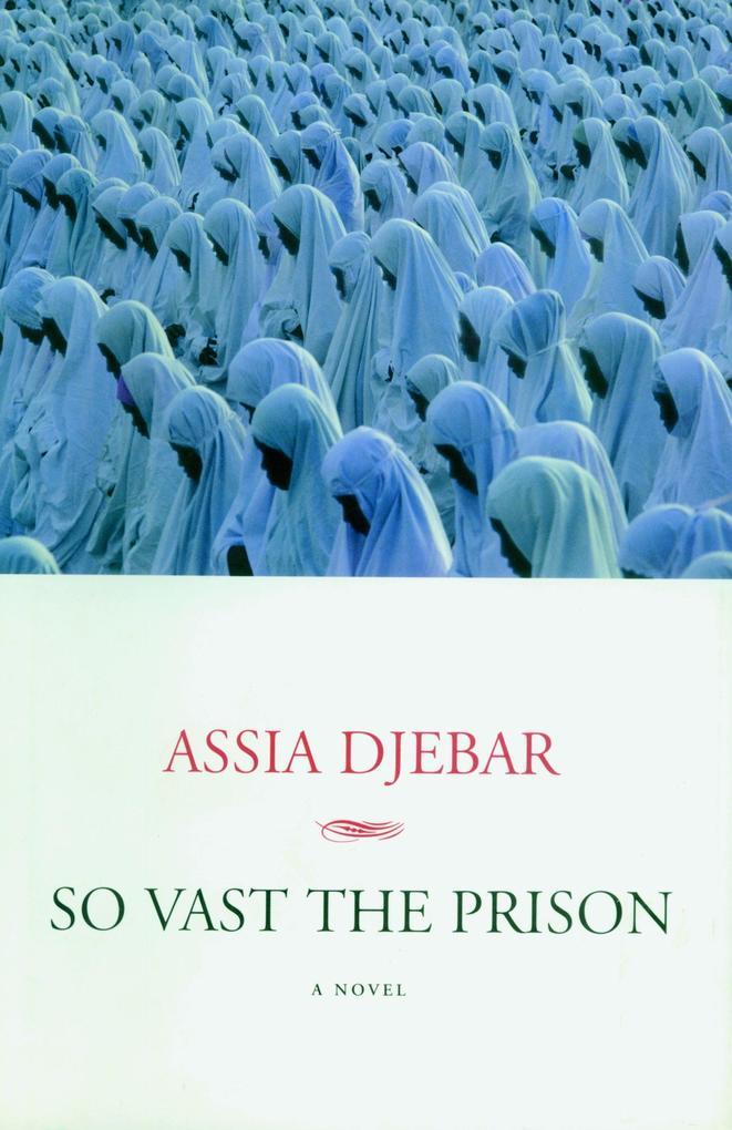 So Vast the Prison als Buch
