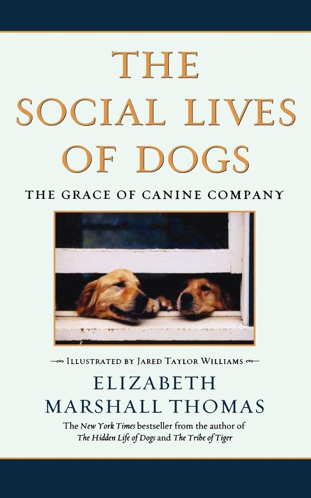 The Social Lives of Dogs als Taschenbuch