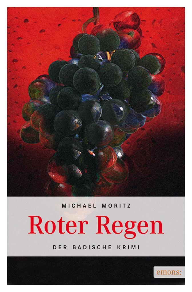 Roter Regen als eBook von Michael Moritz