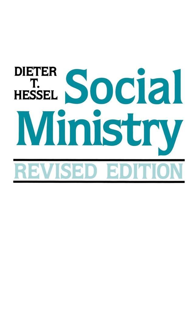 Social Ministry, Revised Edition als Taschenbuch