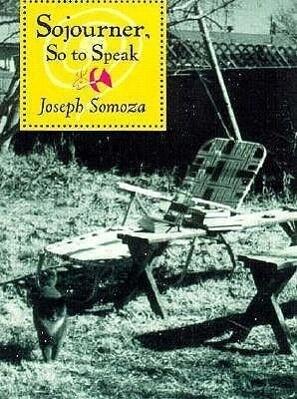 Sojourner, So to Speak als Taschenbuch