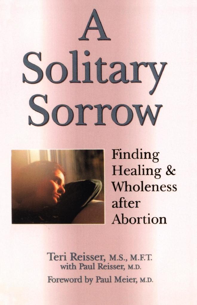A Solitary Sorrow als Taschenbuch