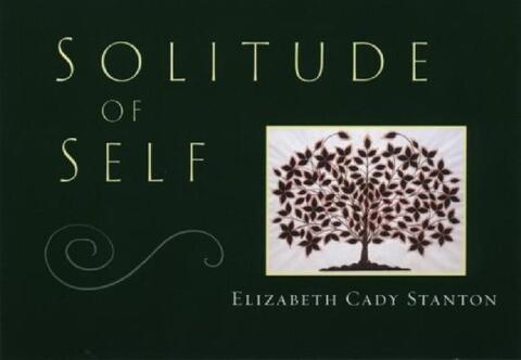 Solitude of Self als Taschenbuch