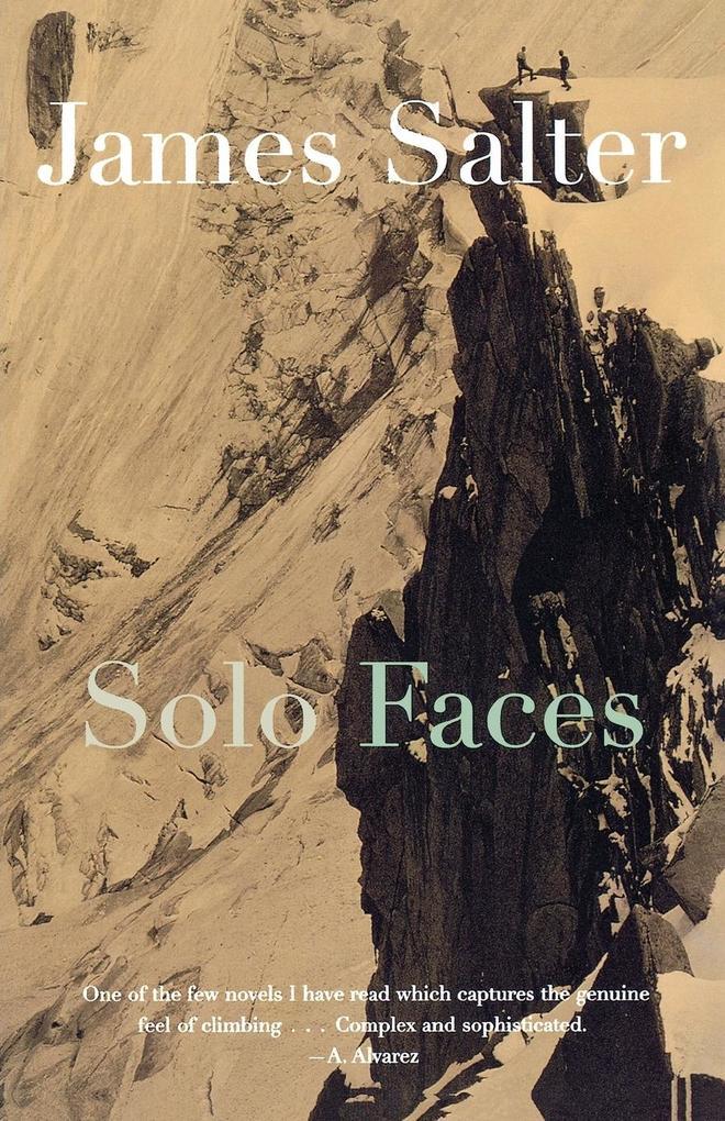 Solo Faces als Taschenbuch